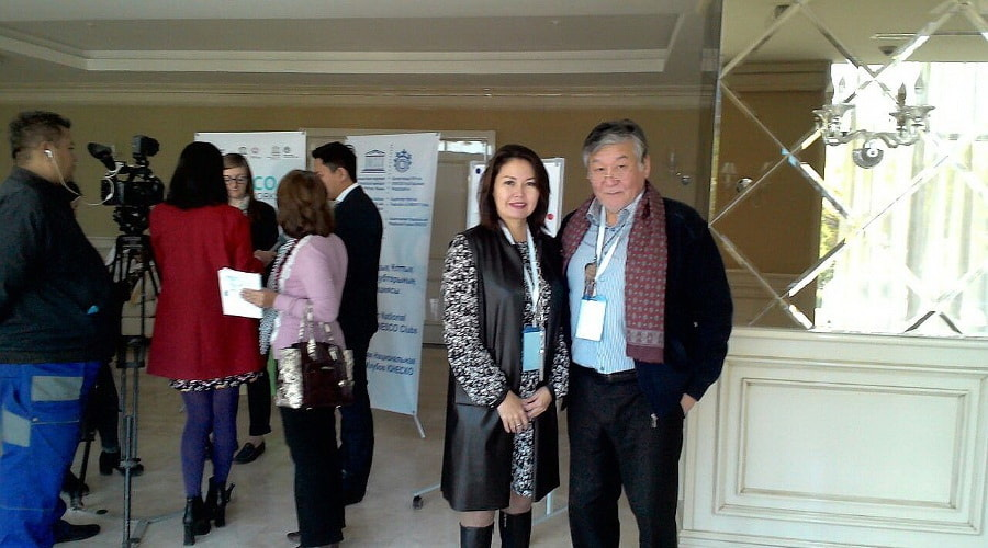 UNESCO workshop in Aktau