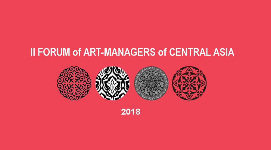 Forum of art managers of Central Asia